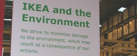 Ikea Invests in the Environment