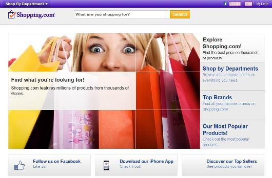 Shopping.com Online Retail