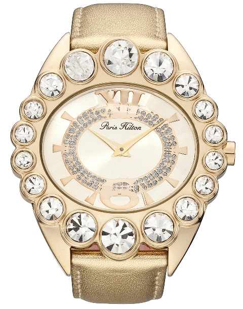 Paris Hilton Ladies 13104JSG/06 CROWN Fashion Watch