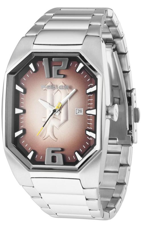 POLICE Mens PL.12895JS-12M Octane Fashion Watch