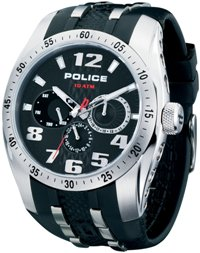 POLICE Mens PL-12087JS-02 TopGear Fashion Watch