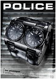 Come See the New POLICE DOMINATOR Watch at Baselworld 2011