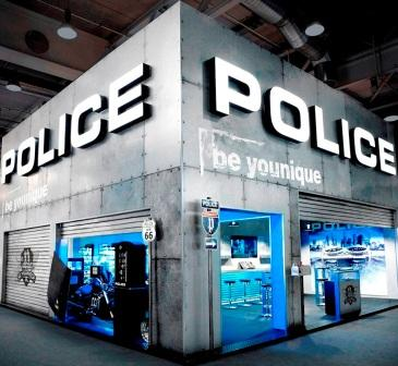 POLICE Most Arresting Exhibit at Baselworld