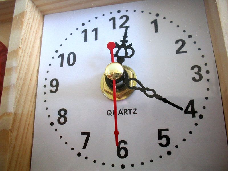 Quartz Movement Clock