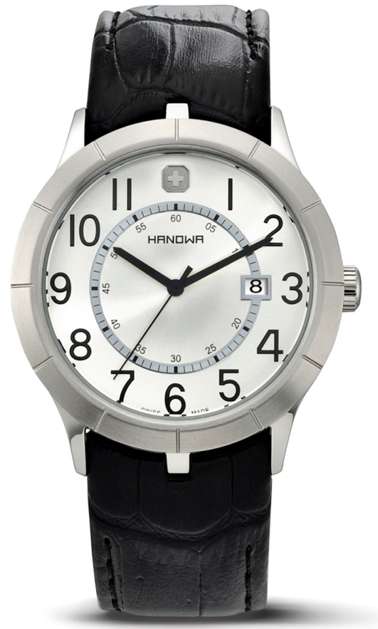 Hanowa Quartz Watches - 16-4029.04.001 Mens Prestige