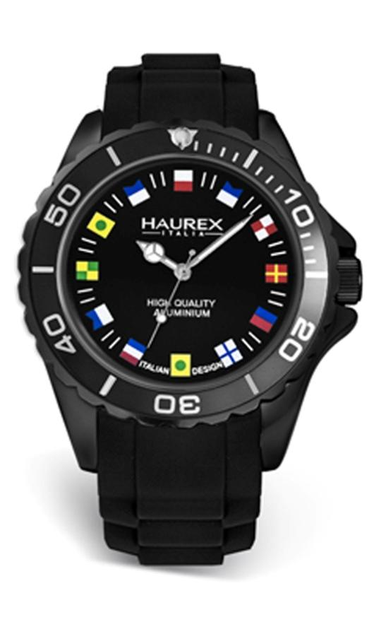 Haurex Italy Quartz Watches - 1K374UNF Mens Ink