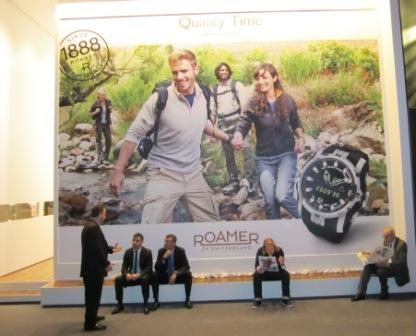 ROAMER Announces TrekkMaster Expedition Timepiece at Baselworld  2011