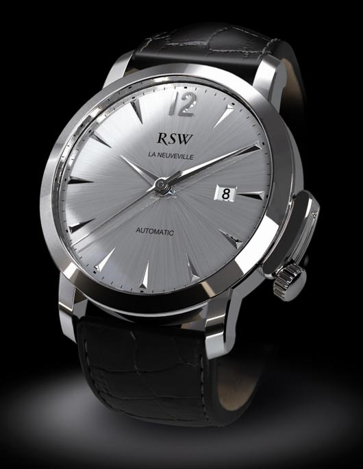 RSW La Neuveville at Baselworld 2012