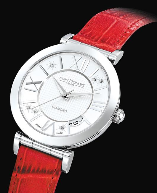 Saint Honoré Opera Piano Watch