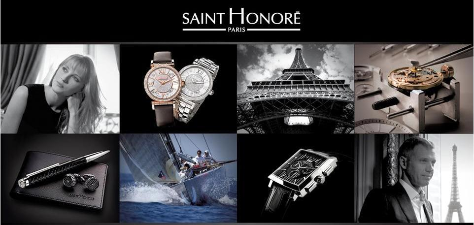 Saint Honore Paris Swiss-Made Watches