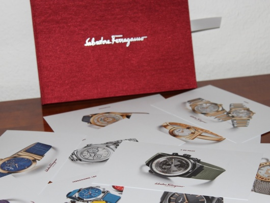 Ferragamo 2013 Collection Brochure