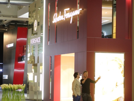 Ferragamo Baselworld 2013 Exhibit