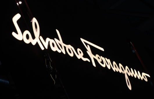 Salvatore Ferragamo at Baselworld 2013