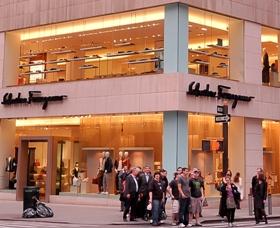 Ferragamo Boutique 5th Avenue Manhattan