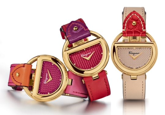 Ferragamo Buckle Christmas Edition 2014 Watch Collection