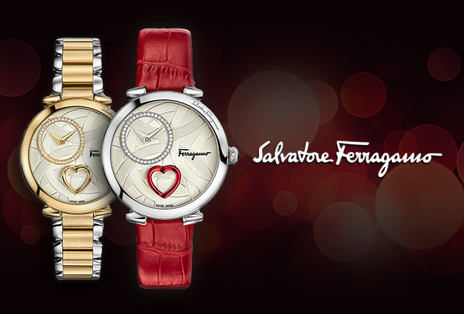 Ferragamo Cuore Ferragamo Watch Collection