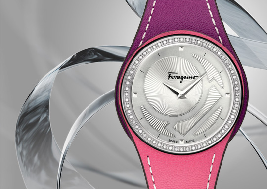 Ferragamo Gancino Chic Watch Collection - FID05 0015