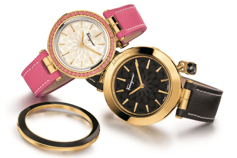 Ferragamo Intreccio Watch Collection
