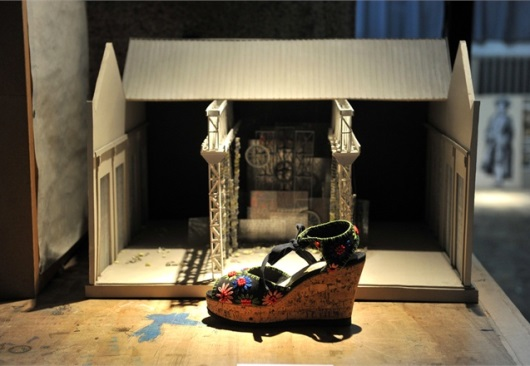 Ferragamo Shoe Exhibit at Brera Academy of Fine Arts