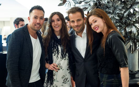 Ferragamo Watches, Details Magazine and Stephen Dorff Party at Bloomingdales NYC