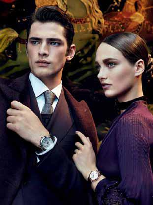 Ferragamo Watch Collections