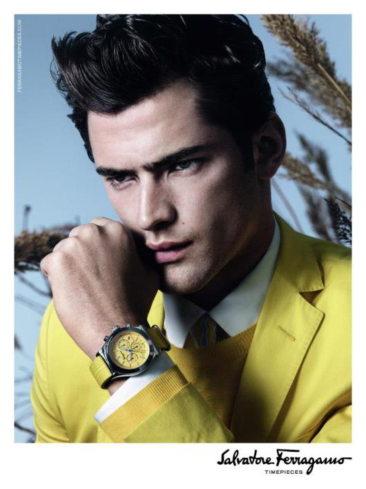 Ferragamo Watches Ad