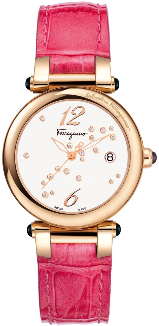 New Ferragamo Poema Introduced at Baselworld 2012 - F76SBQ5002ISB22