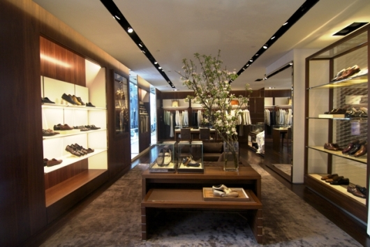 Salvatore Ferragamo Fifth Avenue Flagship Boutique Shoes