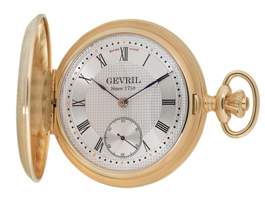 Gevril 1758 Mechanical Pocket Watch G624.995.56