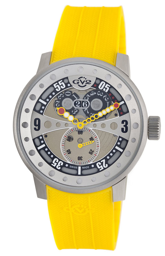 Gevril Mens Powerball Collection - 4040R2