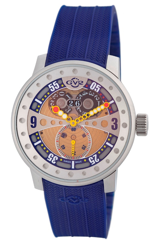 Gevril Mens Powerball Collection - 4042R3