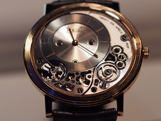 Piaget Ultra-Thin Watch at SIHH 2014