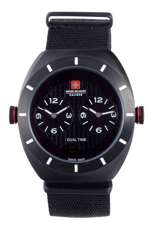 Swiss Military Calibre Mens 06-4C1-13-007T Commando Collection