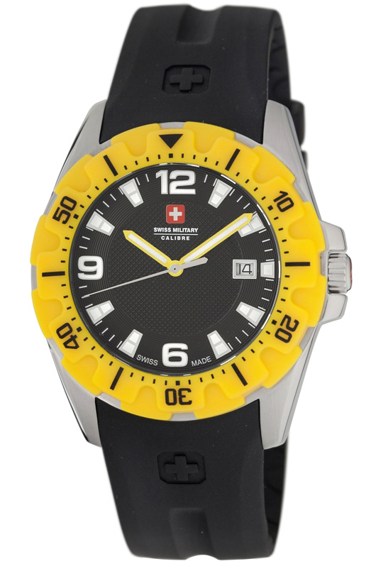 Swiss Military Calibre Mens 06-4M1-04-007.2 Marine Collection