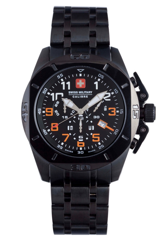 Swiss Military Calibre Mens 06-5D1-13-007.79 Defender Chronograph