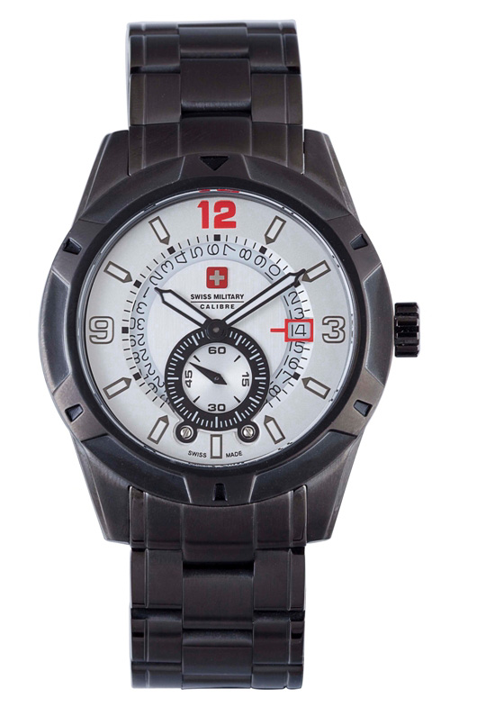Swiss Military Calibre Mens 06-5R5-04-001 Revolution Collection