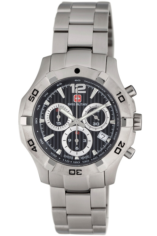 Swiss Military Calibre Mens 06-5i3-04-007 Immersion Chronograph