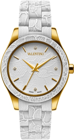Valentino Ladies V57MBQ4R01IS001 Lace Collection Watches