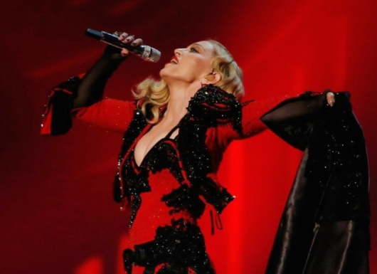 Madonna 2015 Grammy Performance