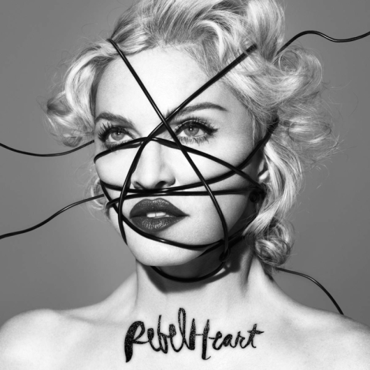 Madonna's Rebel Heart Album Cover