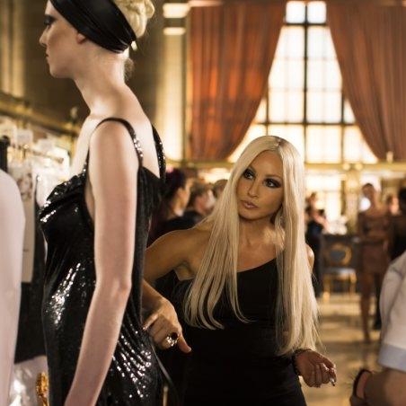 Scene From The House of Versace Film