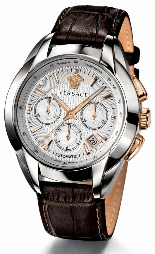 Versace Character Automatic Introduced at Baselworld 2012 - M9A99D002