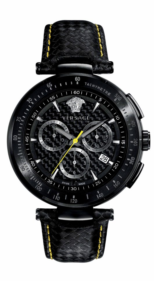 Versace Mystique Chrono Introduced at Baselworld 2012 - I8C60D008 S009