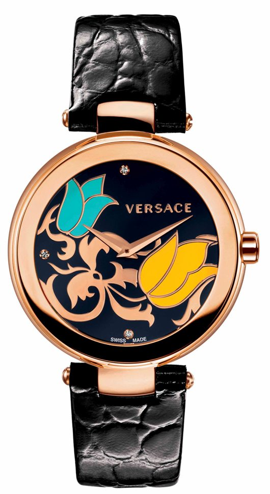 Versace Mystique Flora Introduced at Baselworld 2012 - I9Q80SD9TU S009