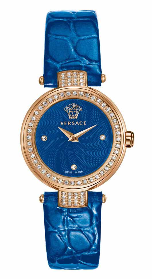 Versace Mystique Small Introduced at Baselworld 2012 - M5Q81D115 S115