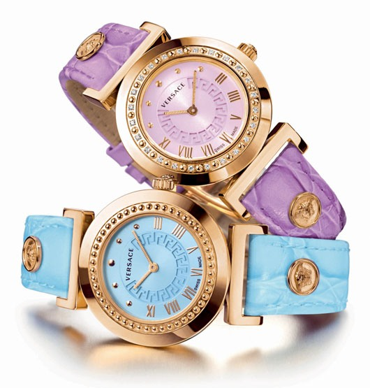 Versace Vanity Collection Introduced at Baselworld 2012