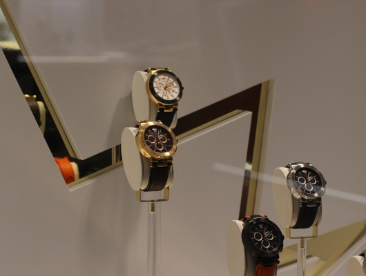 Versace Mystique Sport Chronograph in Versace Baselworld 2013 Booth