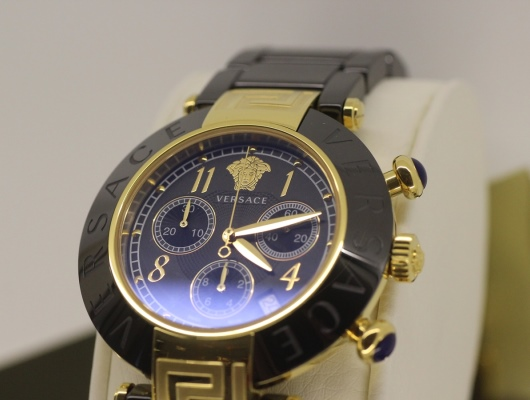 Versace Reve Chrono Watch