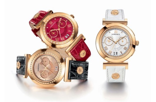Versace Vanity Chrono Collection