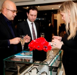 Versace DV One Cruise Collection Launch Watches and Champagne